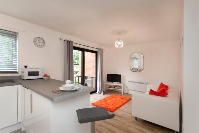 Short Stay Apartments Nottingham City Centre